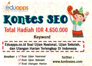 Kontes SEO EduApps Indonesia